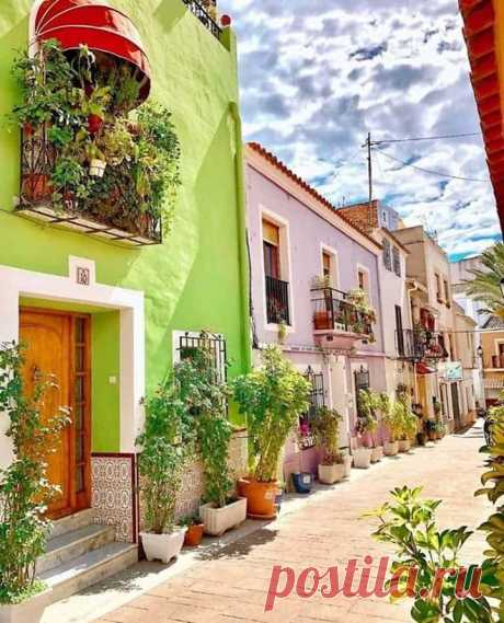 Аликанте , Испания