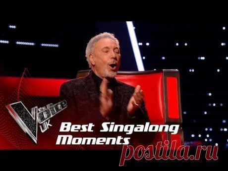 The Best Singalong Moments So Far!   The Voice UK 2018