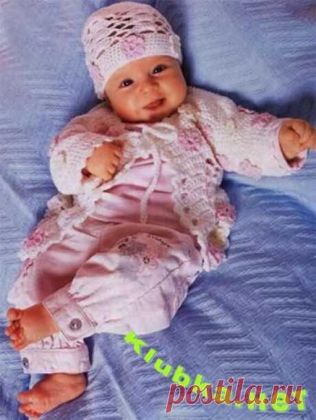 поиск на постиле шапочки для новорожденных крючком