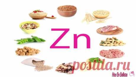 5 signos de deficiencia de zinc y cómo resolverlo – Hoy En Belleza