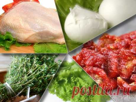 Жареное куриное филе с «итальянской» начинкой | Рецепты старого дома | Яндекс Дзен