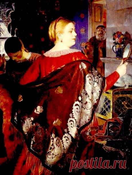 """Романс ушедшего века...  Романс""""Темно- вишневая шаль"""". Зарождение русского романса началось во второй половине XVIII века. И вот уже более двух веков они покоряют слушателей своей лиричностью, задушевностью, непосредственнос…"""