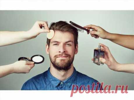 Какой косметикой пользуются мужчины | Краше Всех