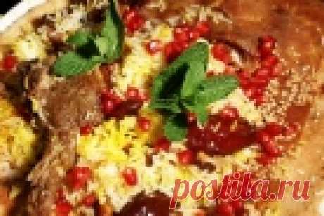 Бириани с бараниной - пошаговый рецепт с фото на Повар.ру