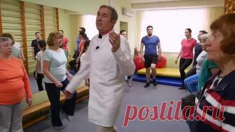 Дыхательная гимнастика Стрельниковой. Видео занятие. Основной комплекс за 11 минут.