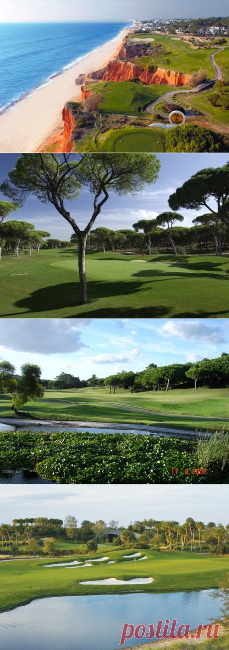 Algarve > O Golfe - Nº1 em Propriedades no Algarve