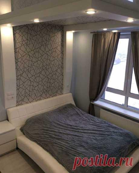 Жена работала дизайнером и сама придумала интерьер в крошечной квартире 22 кв. м. Муж в восторге