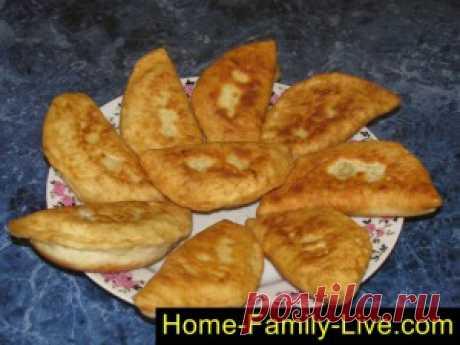 Пирожки с мясом - пошаговый рецепт с подробным фотоКулинарные рецепты