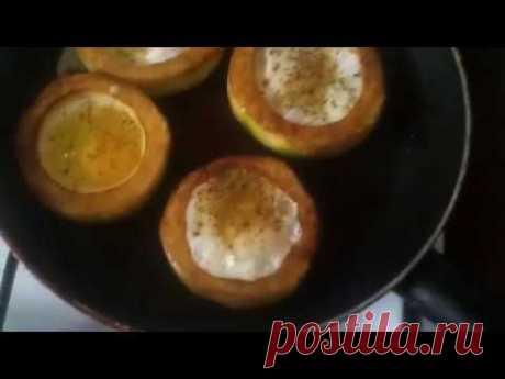 Готовлю Кабачки Теперь Только Так!! Обалденные Жареные кабачки с яйцами- РЕЦЕПТ. рецепт для детей