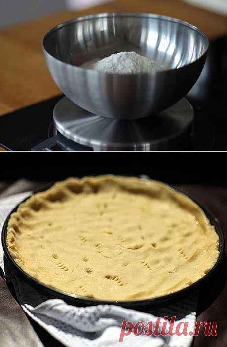 Потрясающий пирог который готовится за десять минут!.