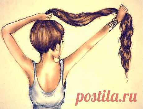 ЧУДО-МАСКА ДЛЯ ВОЛОС - волосы растут как сумасшедшие! .