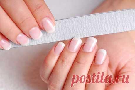 Как сделать чтобы ногти не слоились