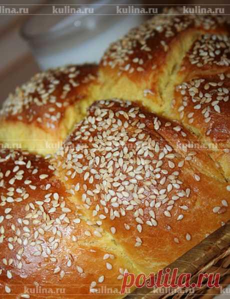Домашняя хала – рецепт приготовления с фото от Kulina.Ru