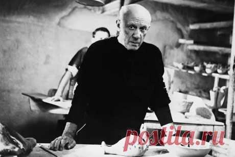 Как Пабло Пикассо ломал своих женщин, пока одна несломала его навсегда