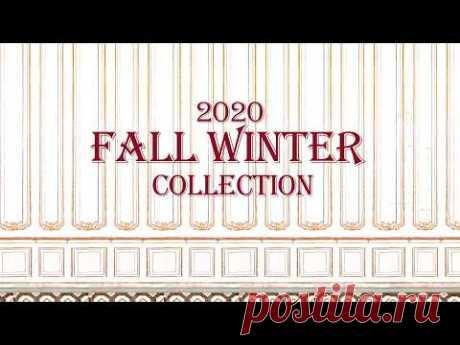 STAMPERIA коллекция зима 2020