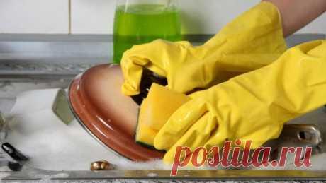 Как очистить пригоревшую эмалированную кастрюлю? Обзор лучших народных средств