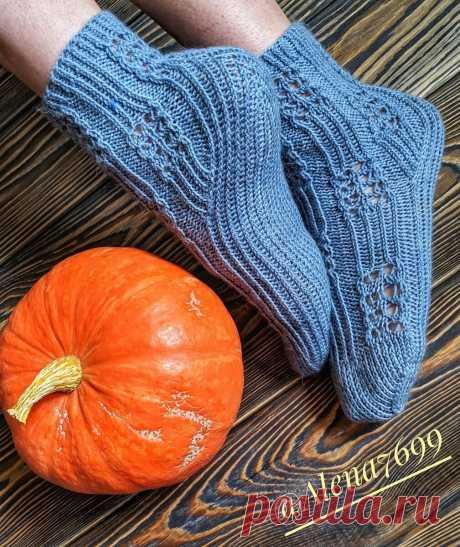Вяжем носки с красивой и удобной пяткой. | Блог про вязание | Яндекс Дзен