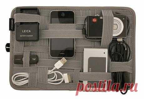 Удобный органайзер для сумки! / Гаджеты / Модный сайт о стильной переделке одежды и интерьера