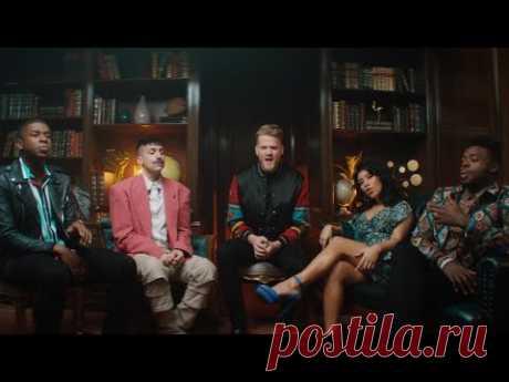 Новый видеоклип Pentatonix — Havana   Музыкальные видеоклипы