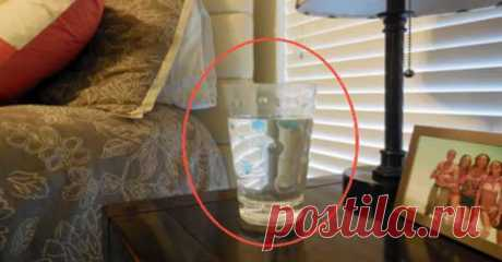 Поставьте дома стакан с водой, солью и уксусом. Через сутки вы увидите то, что скрыто от ваших глаз! — Бабушкины секреты