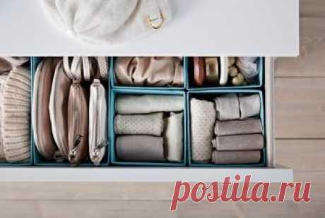 Органайзеры для вещей и аксессуары для хранения одежды