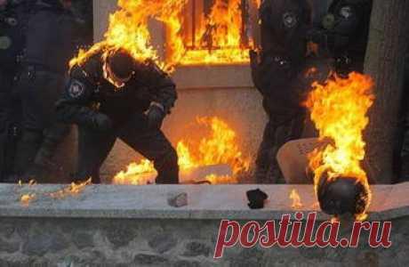 Правда о расстреле на Майдане.