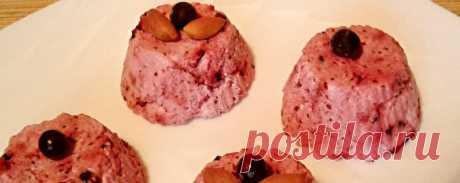 Диетический творожный десерт с желатином со смородиной - Диетический рецепт ПП с фото и - Калорийность БЖУ