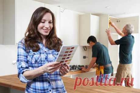 Все, что нужно знать, если вы хотите перекрасить шкафы на кухне