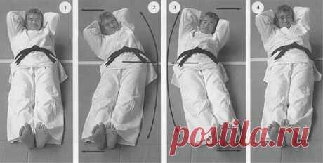 «Если Вы много болеете, то лечите позвоночник» Японское упражнение от болей в спине и пояснице   Мышечная философия   Яндекс Дзен
