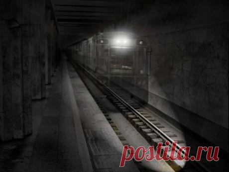 Призраки метро в британском Белфасте Призраки метро в британском Белфасте