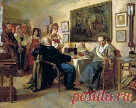 История происхождения поговорки «Вот тебе, бабушка, и Юрьев день» Вернёмся для начала в XV век...