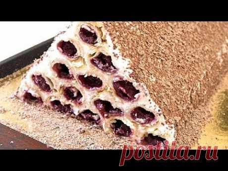 Торт МОНАСТЫРСКАЯ ИЗБА.  Домашний, популярный торт.