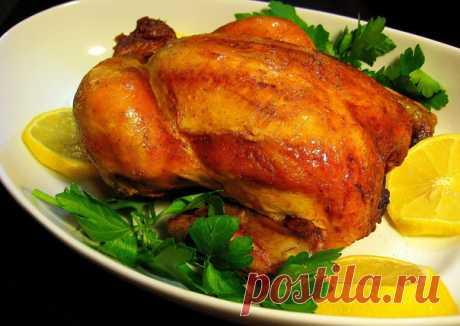Маринад для курицы  Мед 2ст.л Соевый соус 4-5 ст.л Горчица 1 ст.л. Показать полностью...