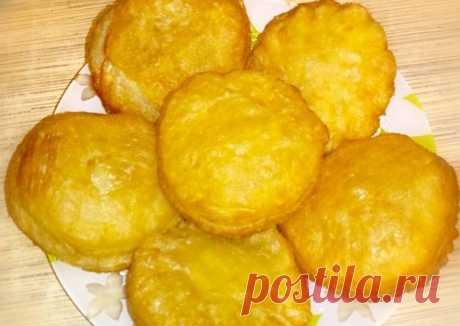 Пирожки с луком и яйцом во фритюре Автор рецепта Наталья - Cookpad
