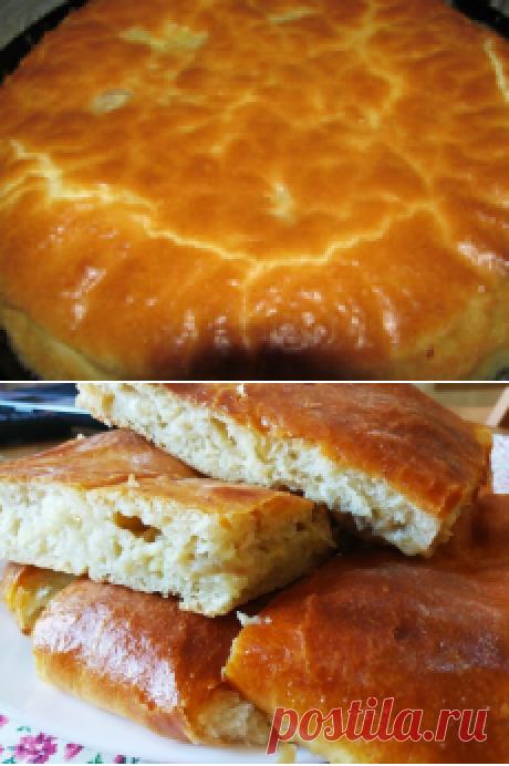 📌Лёгкий наливной пирог с капустой - просто, вкусно и бюджетно