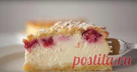 Безупречный сметанный пирог, который покорит всю семью - Четыре вкуса - медиаплатформа МирТесен