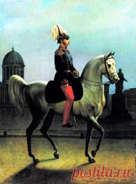 Лошади в изобразительном искусстве, ч.3 – Блог. Run, пользователь Марина Николаева   Группы Мой Мир