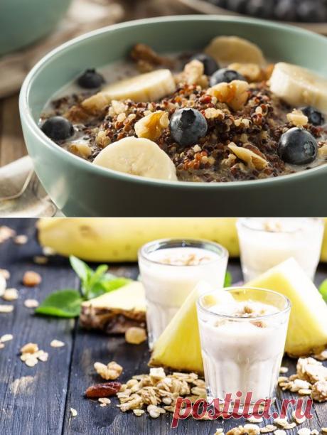 11 рецептов как поправить здоровье с помощью овсянки | Всегда в форме!
