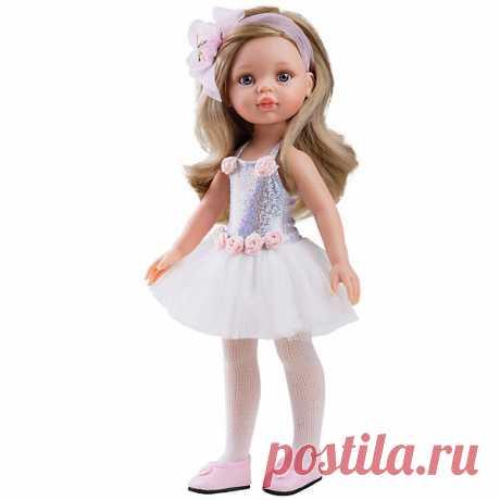 Куклы и аксессуары Paola Reina (Паола Рейна) купить от 500 рублей в интернет-магазине myToys.ru! Cтраница каталога 2