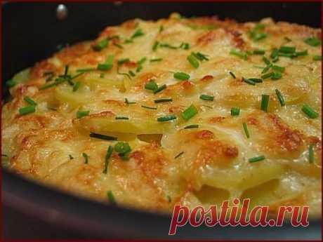 Самые наивкуснейшие блюда из картофеля: 10 рецептов — Едим дома