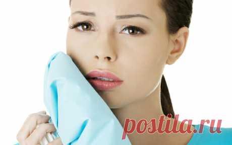 Экстренные способы облегчения зубной боли — Полезные советы