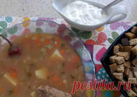 (4) Рассольник - пошаговый рецепт с фото. Автор рецепта Елена Знамова . - Cookpad