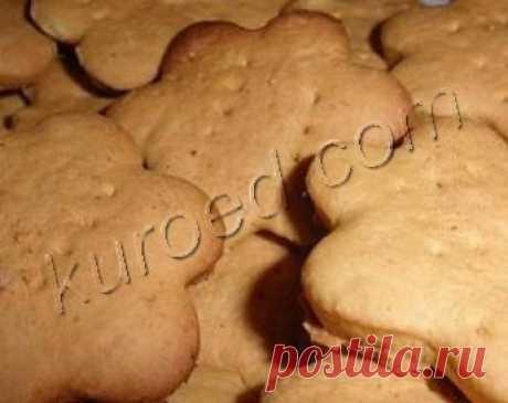 Диетическое галетное печенье (Мария)