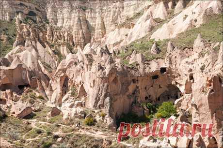Каппадокия – страна чудес… | Все о туризме и отдыхе