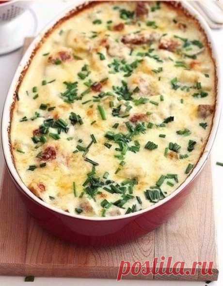 Как приготовить самый вкусный картофель, запеченный в духовке - рецепт, ингридиенты и фотографии
