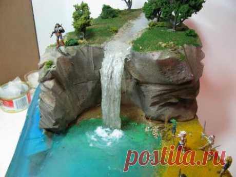 Водопады, водоемы, озера и реки