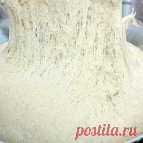 Yeast dough, having tried which, it is not necessary to look for other recipe any more!
