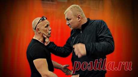 Как унять страх до драки, когда противник крепче и моложе? | ПРО СИЛУ | Яндекс Дзен