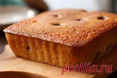 Как приготовить манник - очень вкусный пирог для ваших деток - рецепт, ингредиенты и фотографии