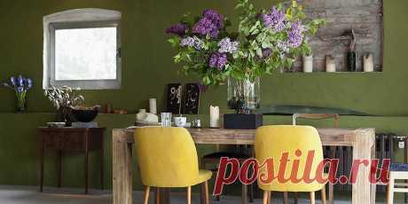 Цвета, которые исполняют желания : Интерьер : Дом : Subscribe.Ru